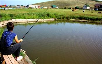 День загородом: детский клуб «Веселая рыбалка»