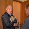 Владимир Путин осмотрел жилье хакасских погорельцев