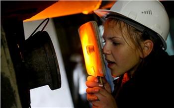 Фоторепортаж: Как вКрасноярске делают цемент
