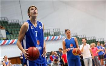 Фоторепортаж: Даёшь баскетбол!