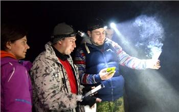 Фоторепортаж: первый научный автоквест вКрасноярске
