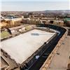 Хоккейный «Енисей» может временно переехать настадион «Локомотив»