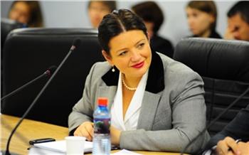 Наталья Рязанцева: «УКрасноярского края колоссальный потенциал инновационного развития»