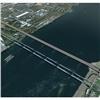 Красноярский четвертый мост готовят коткрытию (видео)