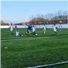 ВУжуре появилось футбольное поле сискусственным покрытием