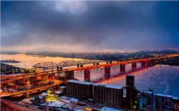 Новая транспортная схема Красноярска: что будет счетвертым мостом?