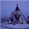Наберегу Енисея вКрасноярске освятили новый храм