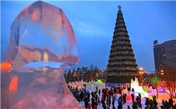 Анонсы новогодних каникул вКрасноярске: Здравствуй, ёлка!