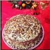 Супруга красноярского губернатора показала свой новогодний торт