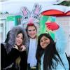 Иностранных студентов познакомили спитомцами «Роева ручья»