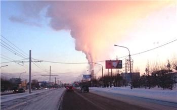 Репортаж изсоцсетей: Задыхающийся Красноярск