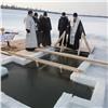 Митрополит Пантелеимон освятил Емельяновское озеро