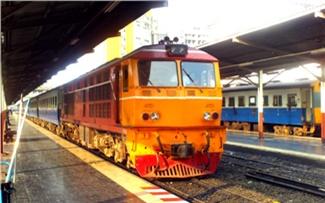Тай-блог: Напоезде поТаиланду