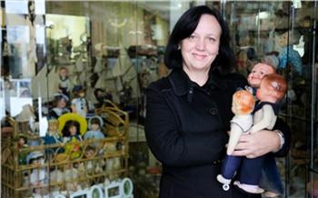 Как это сделано: первый музей кукол вКрасноярске