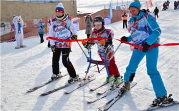 Фоторепортаж: «Лыжи мечты» вКрасноярске
