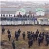 Сотрудники красноярского ГУФСИН подавили «бунт» заполчаса