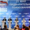 ВКрасноярске прошли первые дебаты кандидатов вГосдуму от«Единой России»