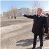 Вице-мэр оценил дорожные провалы Красноярска