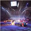 ВКрасноярске открылись Детские спортивные игры