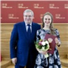 Губернатор наградил талантливую молодежь Красноярского края