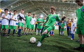 Усыновить футбольную команду