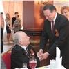 Мэр поздравил красноярских ветеранов снаступающим Днем Победы