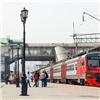 ВКрасноярске запустили электричку нового поколения
