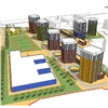 ВЖелезнодорожном районе Красноярска появится новый микрорайон