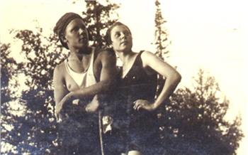 Фотоистория: Как ходили наСтолбы 100 лет назад