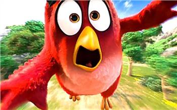 «Angry Birds вкино»: некидай меня всвинью