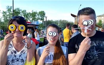 Репортаж изсоцсетей: Фестиваль еды наКаменке