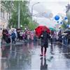 ВКрасноярске состоялся детский крестный ход