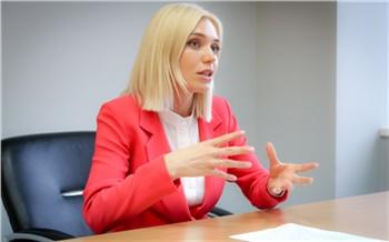 Елена Гращенкова: «Мынеконкурируем смужчинами, мыидем импомогать»
