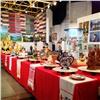 Экспозицию ввиде деревенского праздника представили вкрасноярском музее