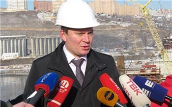 Сергей Еремин: «Красноярский край построит три северных луча»