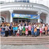 Эдхам Акбулатов поздравил воспитанников ипедагогов детского дома-лицея с13-летием