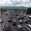 Ремонт Коммунального моста поставил впробку центр Красноярска