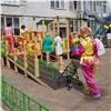 Всосновоборском Доме ребенка появился развивающий комплекс для особенных детей