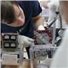 Красноярские студенты-теплоэнергетики конструировали микроТЭС