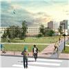ВСФУ представили будущий облик кампуса Политеха вСтудгородке