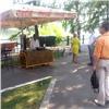 Большинство кафе накрасноярской набережной оказались незаконными (видео)