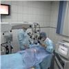 Красноярская клиника «Берег» проведет лазерную коррекцию зрения поспециальной цене