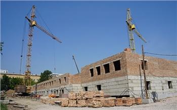 Новый корпус БСМП в Красноярске сдадут с опережением графика