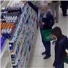 Жительница Лесосибирска отказалась принимать умужа краденый подарок (видео)