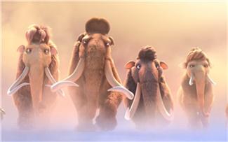 Кино сегодня: «Ледниковый период: Столкновение неизбежно»