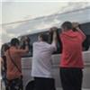 Красноярские водители стали свидетелями задержания предполагаемых наркодилеров (видео)