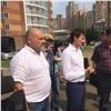 Красноярские депутаты встретились собманутыми дольщиками