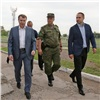 ВЗАТО Солнечный ремонтируют спортивный комплекс сбассейном