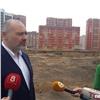 Вкрасноярском Солнечном проверили строительство новых микрорайонов (видео)