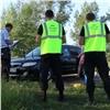 Красноярские металлурги патрулируют вместе сполицией Советский район